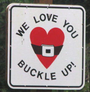 Labor Day safety tips buckle up