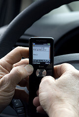 texting while driving penalties