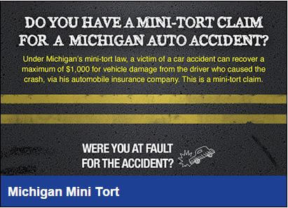 Michigan Mini Tort Infographic Link