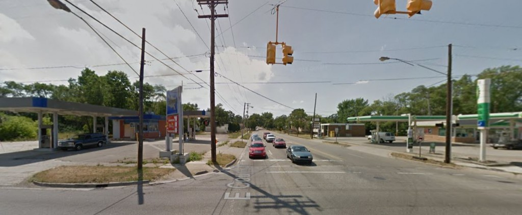 East Court Street and South Dort Highway, Flint's most dangerous intersection