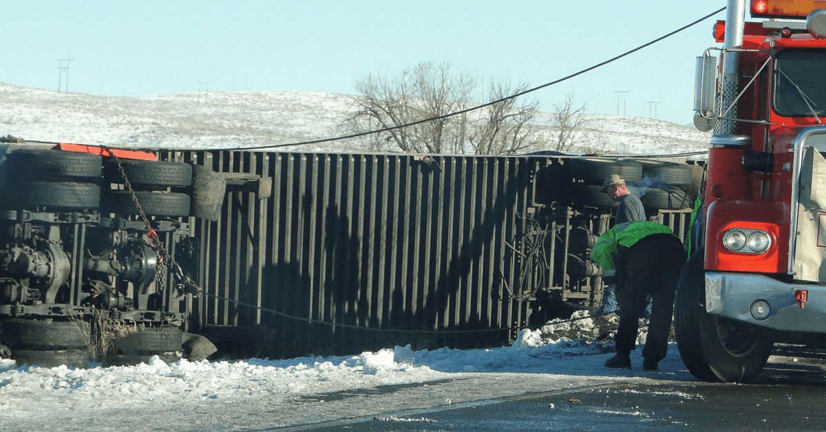 semi-truck-accident-rollover