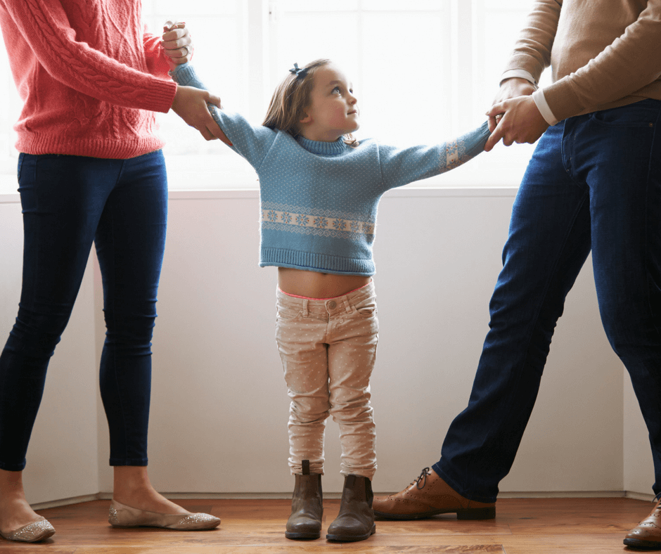No Fault benefits for children of divorced parents after a car accident