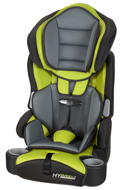 Hybrid LX Kiwi booster child car seat