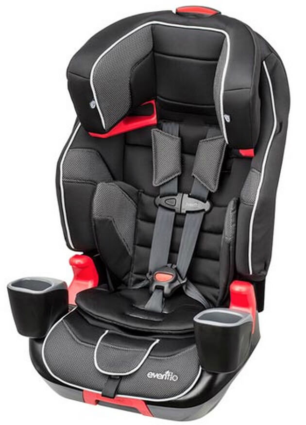 Evenflo Evolve child car seat