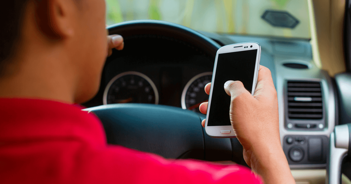 Operation Ghostrider Distracted Driving