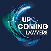 "Michigan Lawyers Weekly ""Up & Coming Lawyer"""