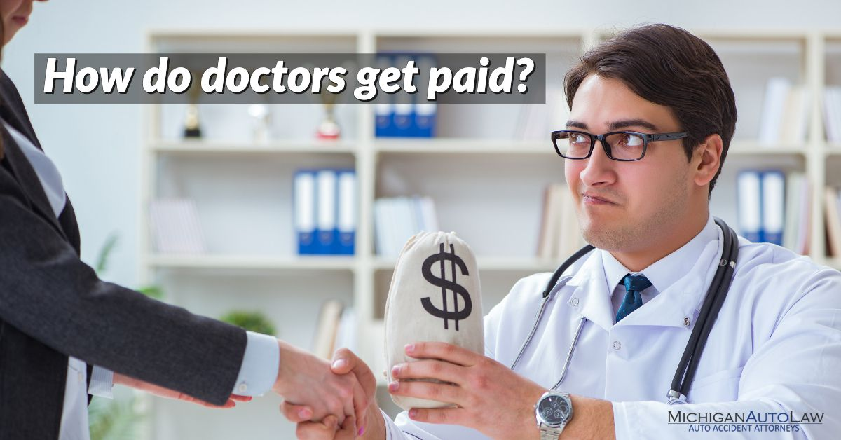 How do doctors get paid under No-Fault? Insurers have de facto fee schedules