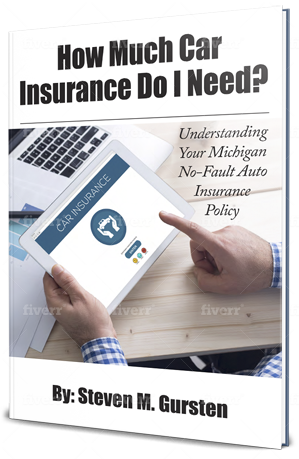 Book Cover: How Much Car Insurance Do I Need?
