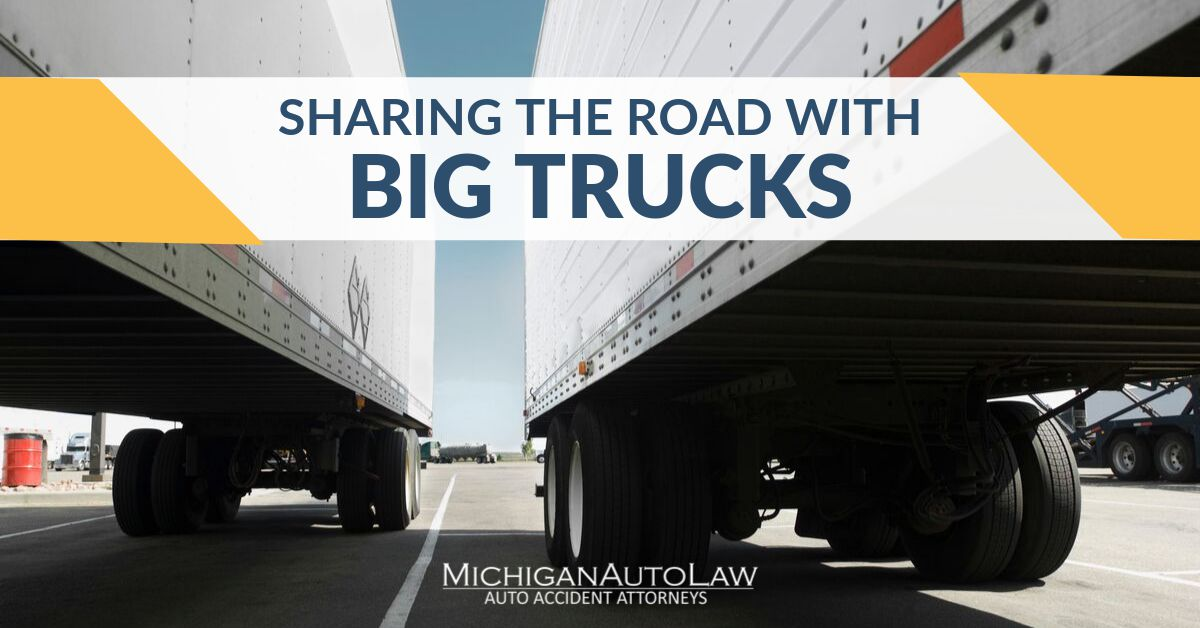 Sharing The Road With Big Trucks: 18 Tips To Prevent Accidents