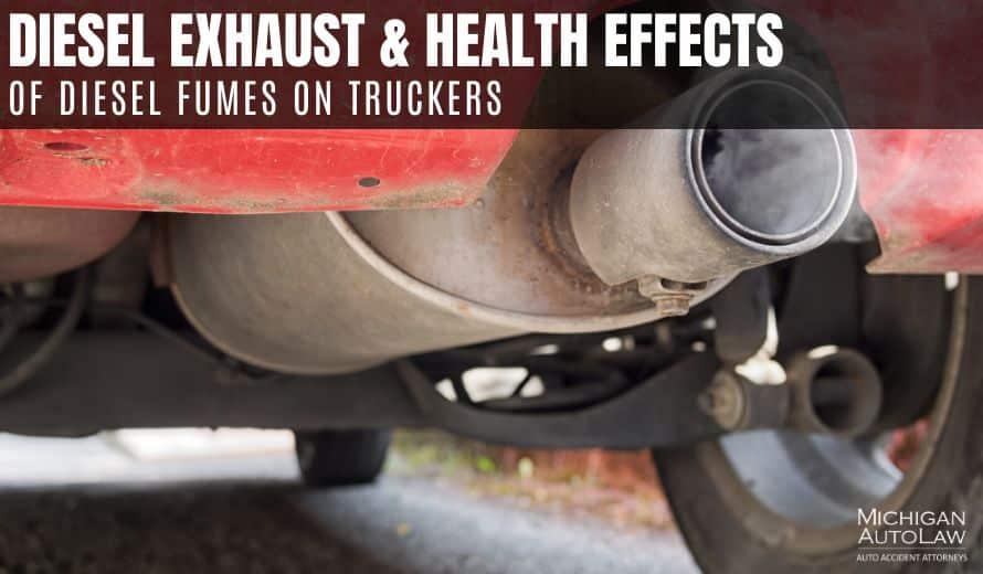 Diesel Exhaust: Health Effects Of Diesel Fumes On Truckers