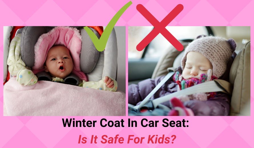 Winter Coats and Car Seats: What's Safe For Kids? | Michigan Auto Law