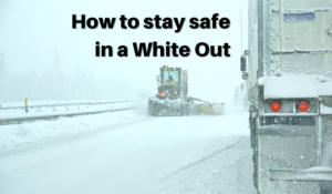 Driving in Whiteout Conditions: What You Need To Know
