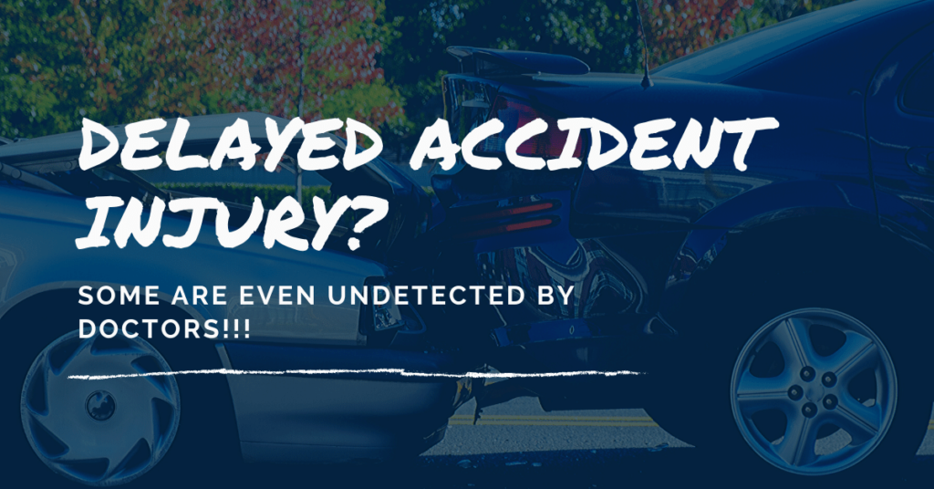 Delayed Car Accident Injuries: 9 Delayed Symptoms To Be Aware Of