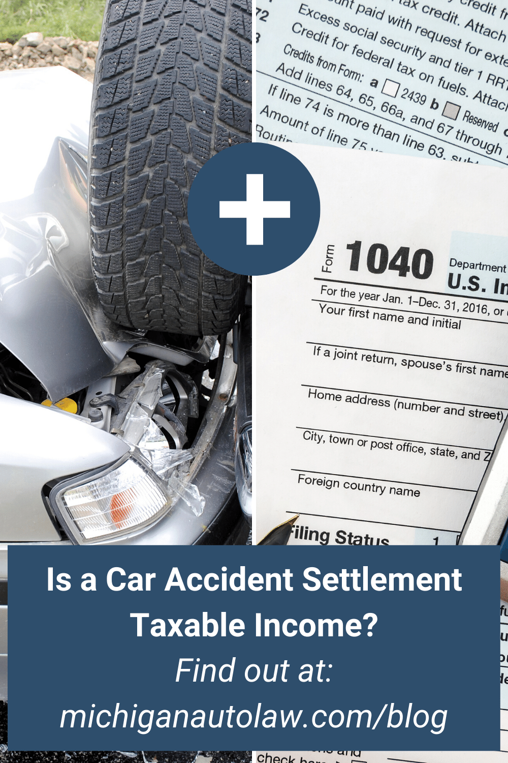 Is a Car Accident Settlement Taxable Income?