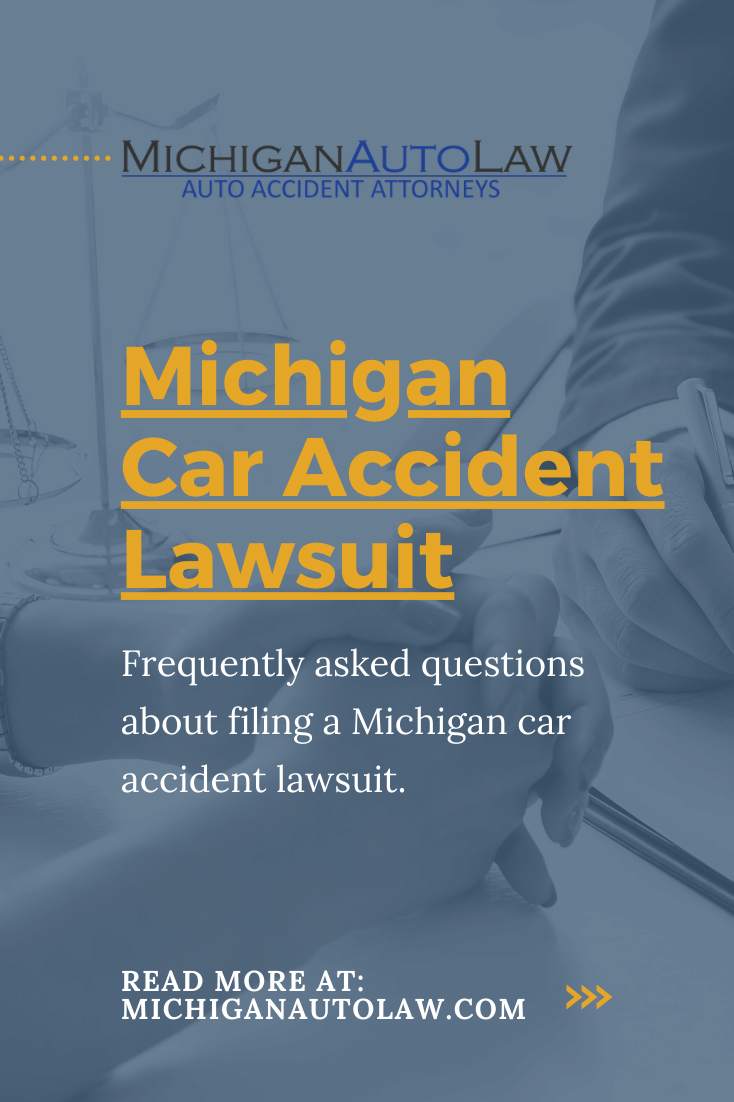Car Accident Lawsuit FAQs