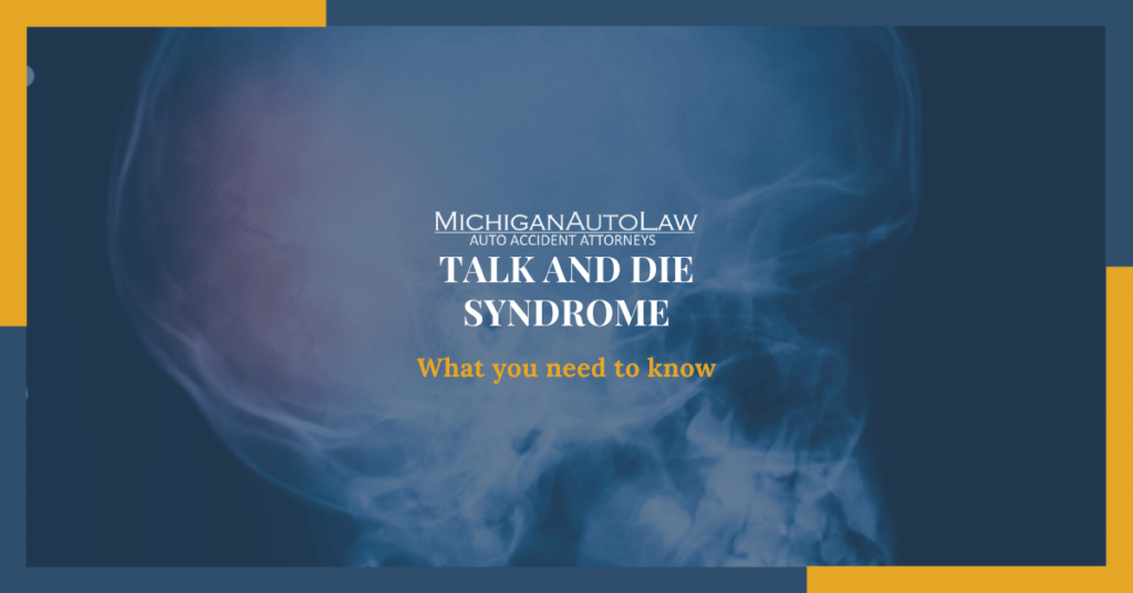 Talk and Die Syndrome: What You Need To Know