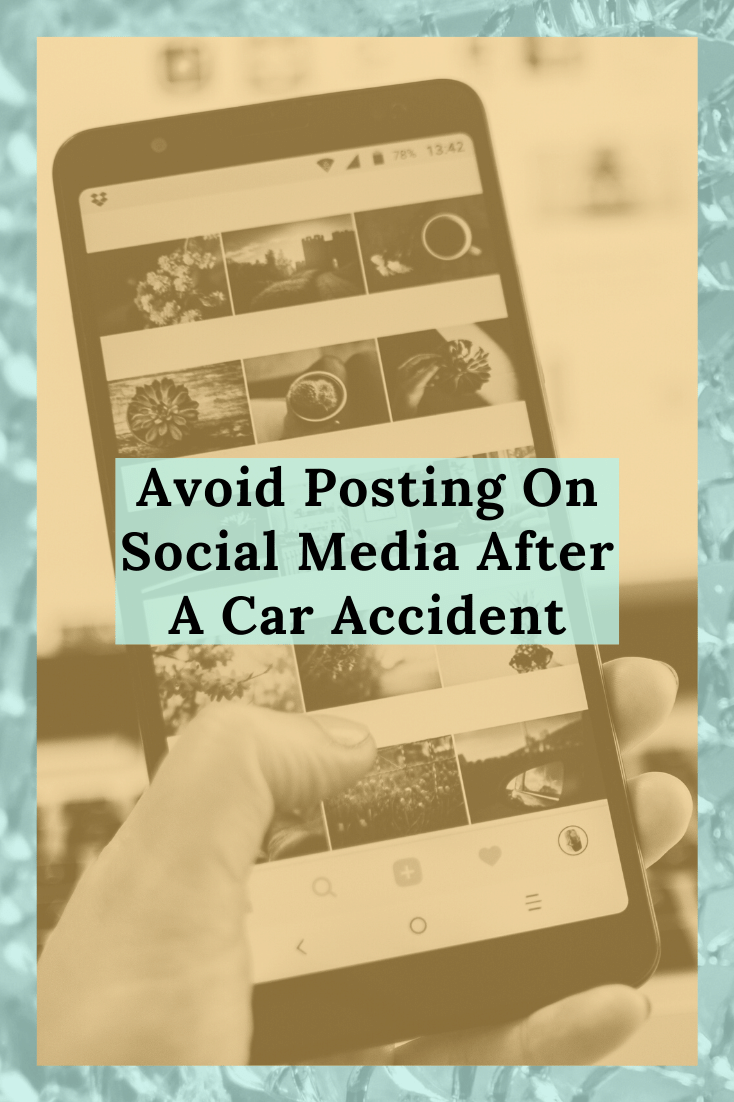 Avoid Posting On Social Media After A Car Accident