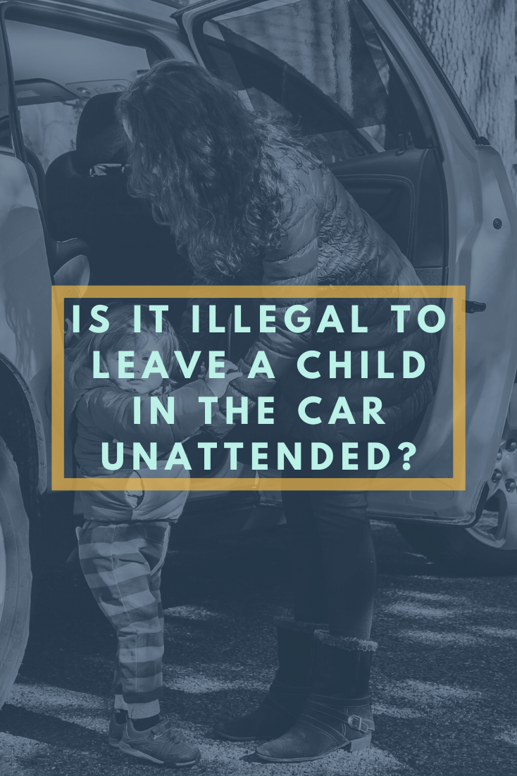 Is It Illegal To Leave a Child In The Car Unattended?