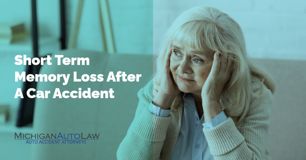 Short Term Memory Loss After A Car Accident