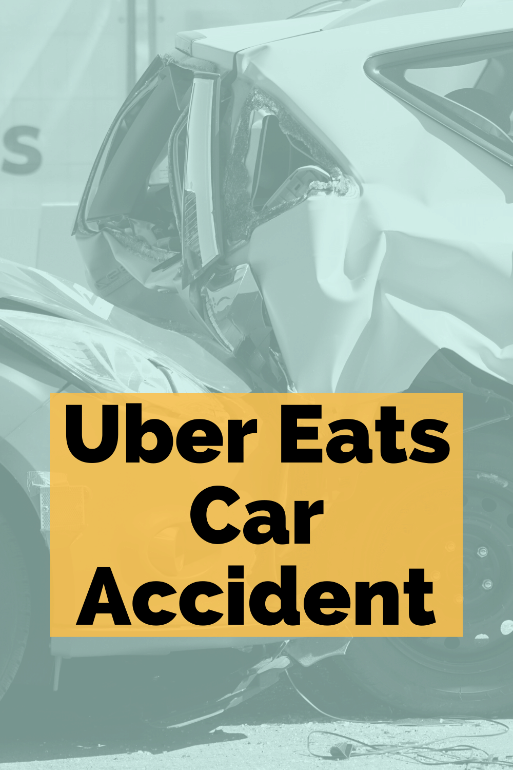 Uber Eats Car Accident: What You Need To Know