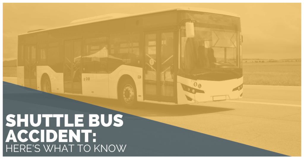 Shuttle Bus Accident: Here's What To Know