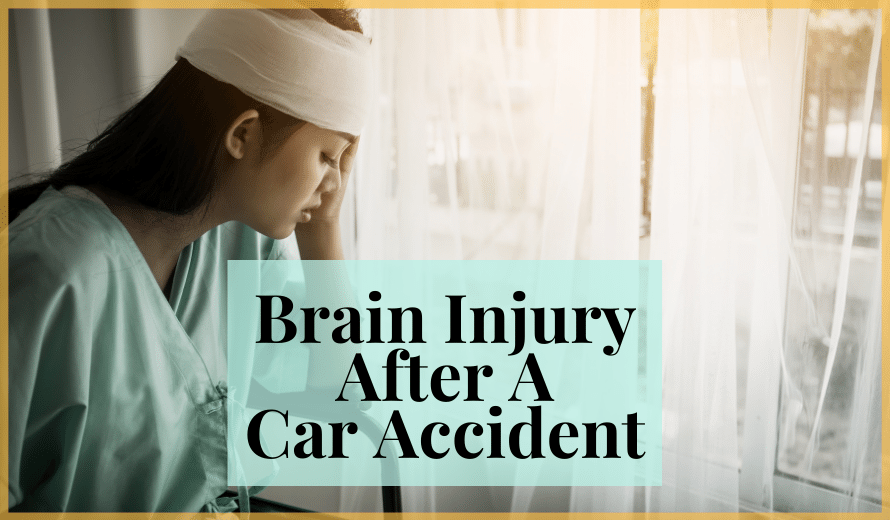 Brain Injury After A Car Accident: What You Need To Know