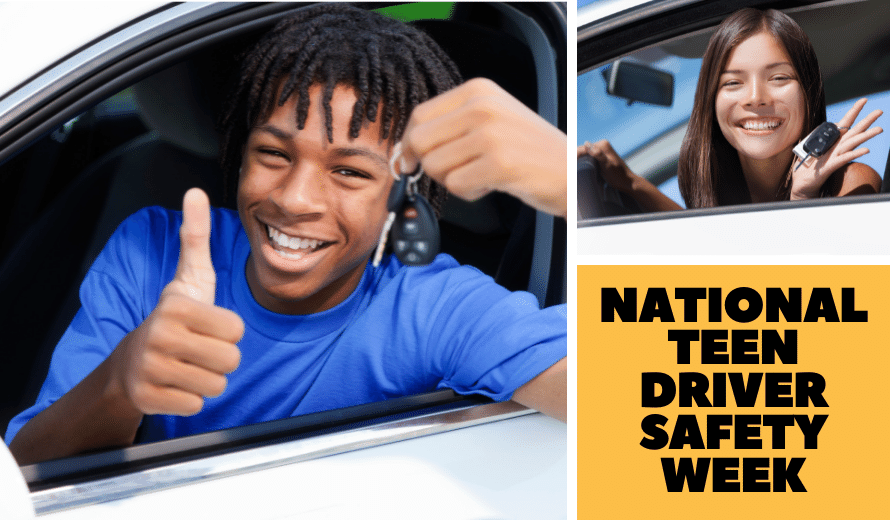 National Teen Driver Safety Week: What You Need To Know