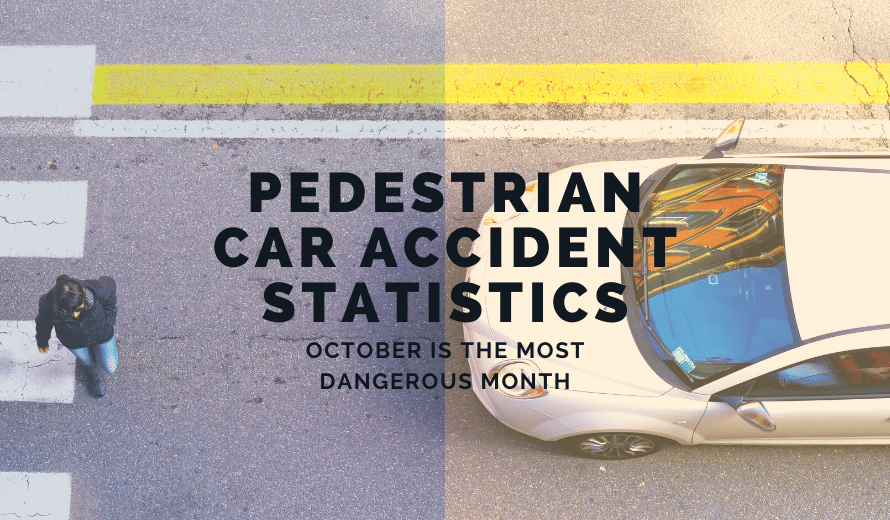 Pedestrian Car Accidents Show October Is The Most Dangerous Month